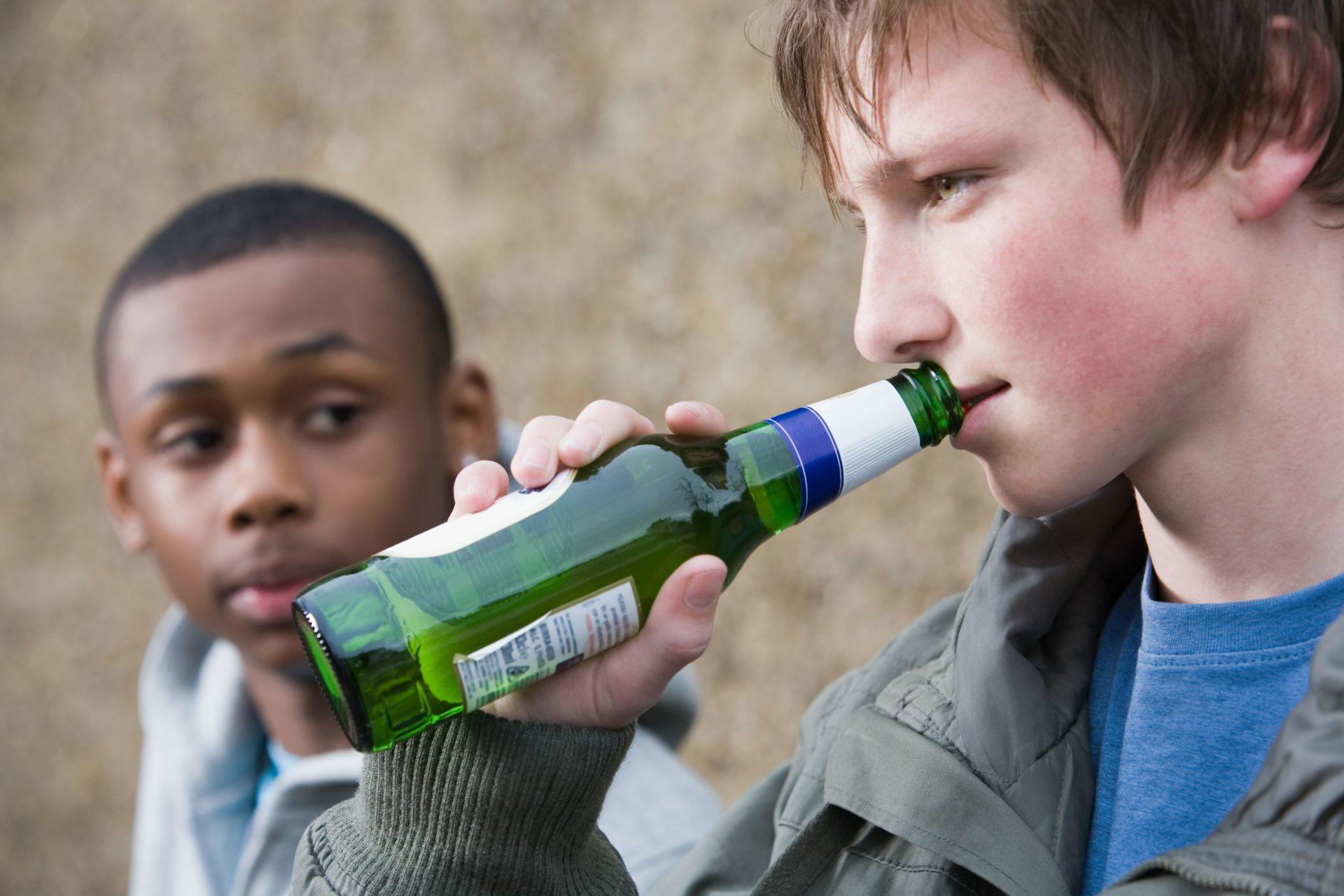 Minor Alcohol