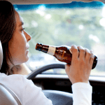 Woman in Denton County Drives Intoxicated With Child in Car
