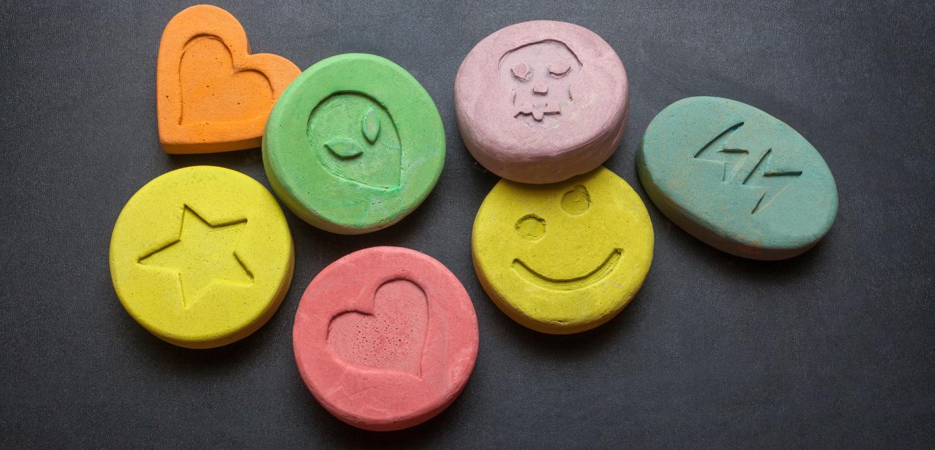 MDMA / Ecstasy Arrests